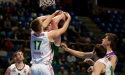 Баскетболисты «Локомотив-Кубани»