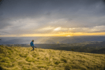горы, турист, здоровье
