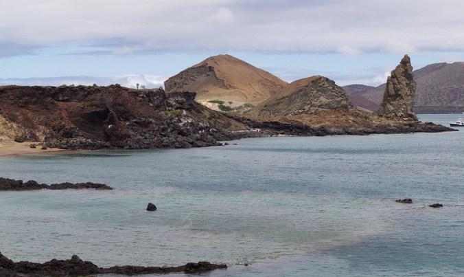 Человеческая деятельность угрожает Галапагосским островам.