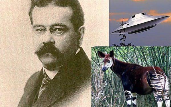 Чарльз Форт: пионер в поисках научных аномалий или ...
