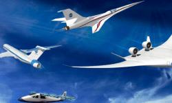 НАСА создаст экспериментальные Х-самолёты для отработки новых авиационных технологий.