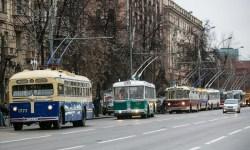 троллейбусы в Москве