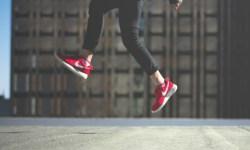 ноги, бег