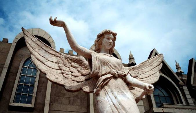 ангел, милосердие