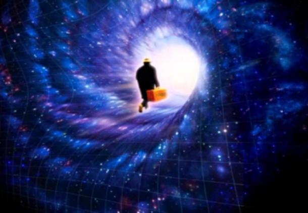 Переход в другое измерение. Фото: UFOvnis/Youtube Screenshot