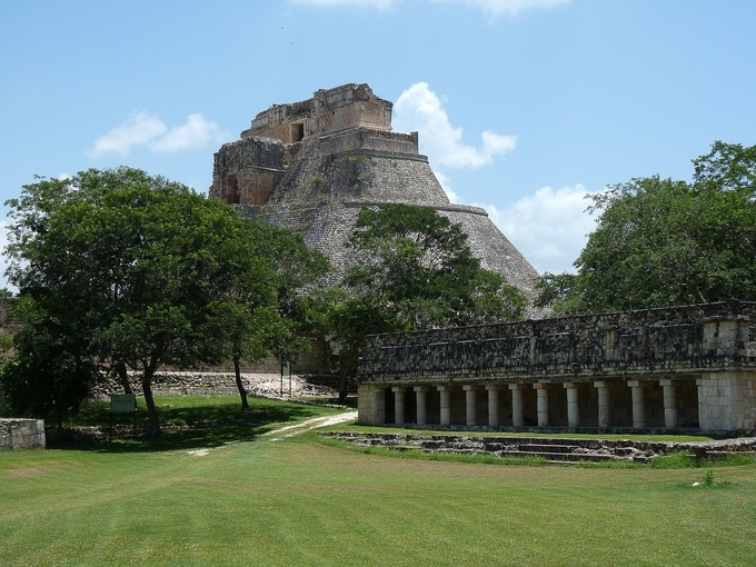 город майя
