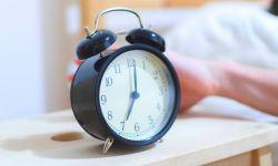сон, будильник, утро