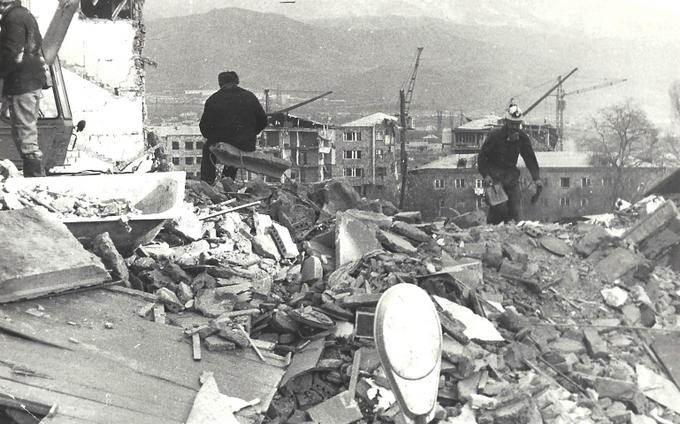 Разрушительное землетрясение в Армении унесло жизни 25 тысяч человек. Фото: LoMit/wikipedia.org/CC BY-SA 4.0