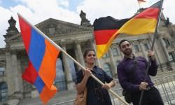 Бундестаг признал геноцид армян признал геноцид армян