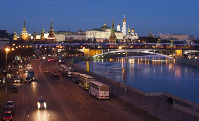 Москва уходит под землю со скоростью 14 миллиметров в год. Фото: pixabay.com/CC0 Public Domain