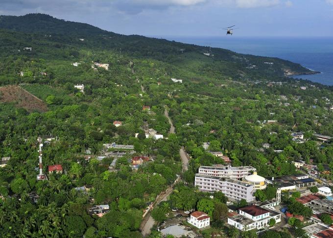 Остров Гаити славится своей красивой природой и песчанными пляжами. Фото: pixabay.com/CC0 Public Domain