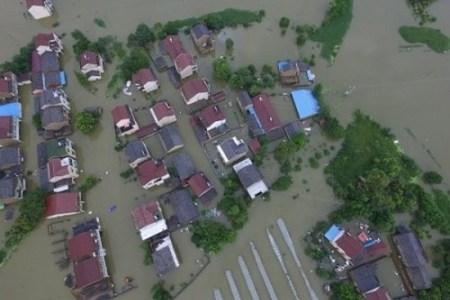 Наводнения в Китае. Июль 2016 года. Фото: epochtimes.com