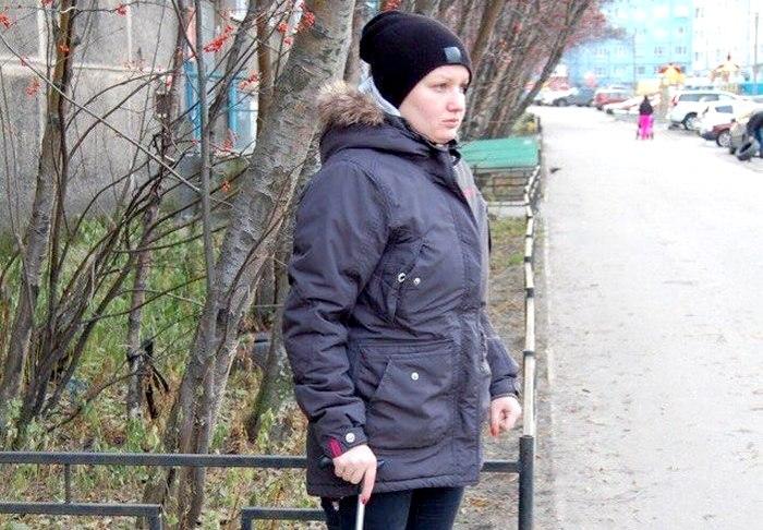 Чешскую девушку снимают за деньгии