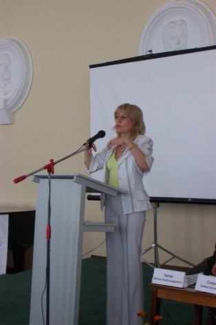 Скорик Елена Евгеньевна - главный редактор журнала