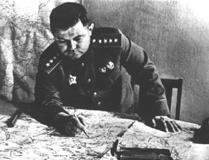 Генерал Ватутин. Фото: НТН
