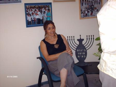 Директор  младшей школы Шуля Бэн Шитрит говорит о роли профессиональных психологов в школе