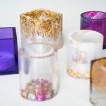 Epoxy Resin Candle Holder Diy Epodex Tealight Holder