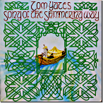 Tom Yates - Songs Of The Shimmering Way CDAC
