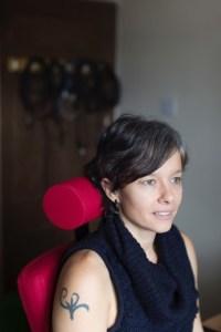 Caro C studio portrait by Katja Ruge