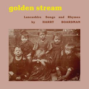 Golden Stream CD Insert
