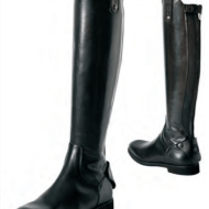 Eponia's Oxford Tall Boot Plain