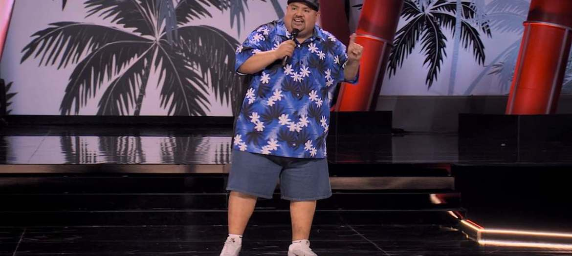 Gabriel Iglesias: One Show Fits All on Netflix