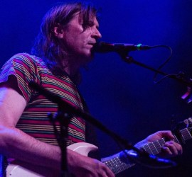 The Lemonheads performing at Thalia Hall in Chicago on May 10, 2019
