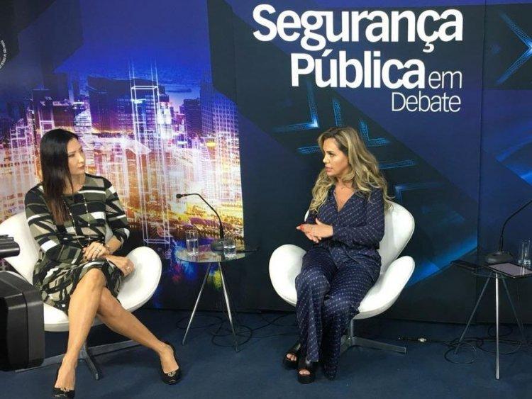 Sra Raquel Gallinati e Renata Banhara