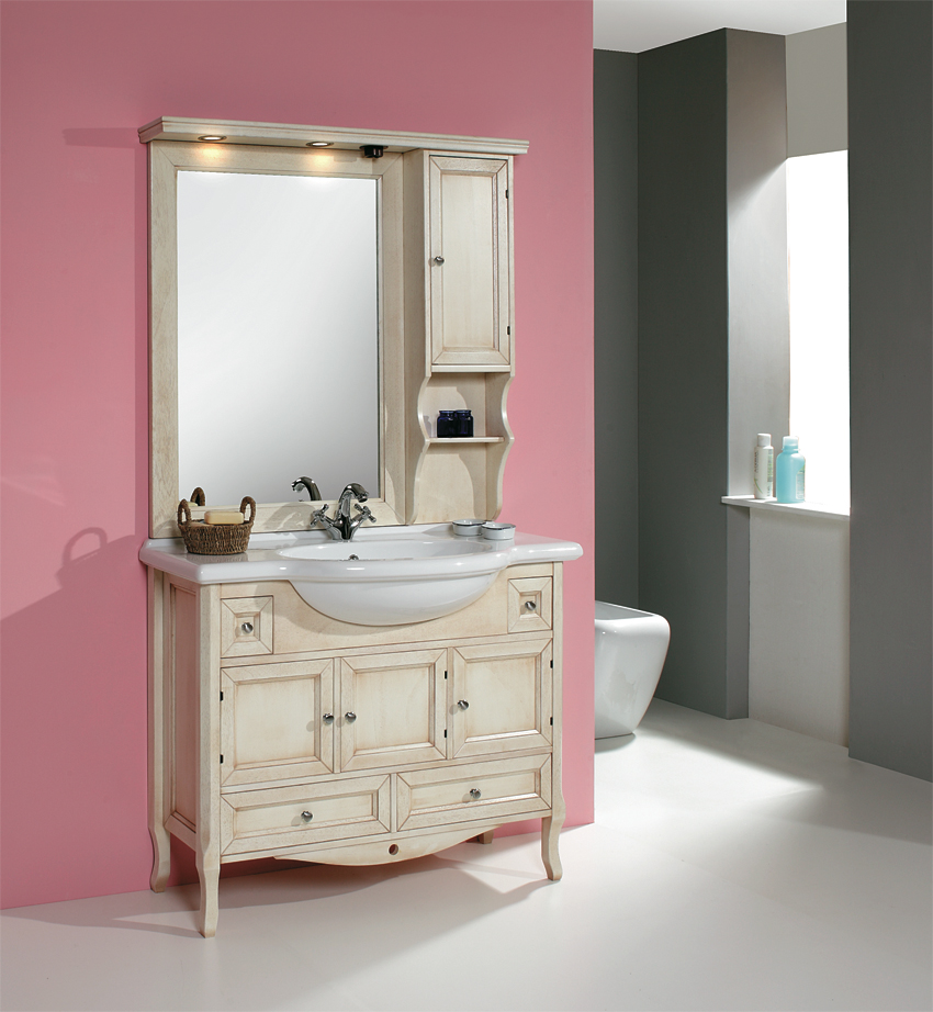 Nouvelle Italian Bathroom Furniture Furnishings For Bathroom Made In Italy