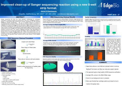 sanger sequencing reaction using