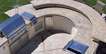 designer concrete outdoors from DCCFY in Vero Beach Florida 32960