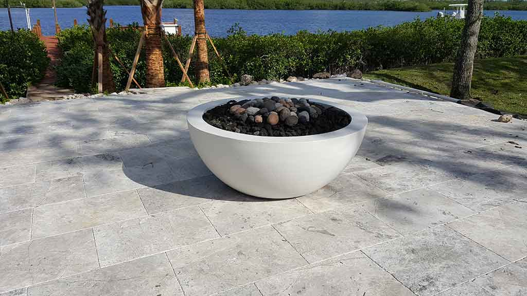 Vero Beach Concrete Fire Pits 1