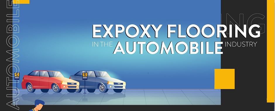 Epoxy Flooring In The Automobile Industry