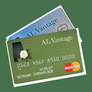 AL Vantage Debit Card for Unemployment