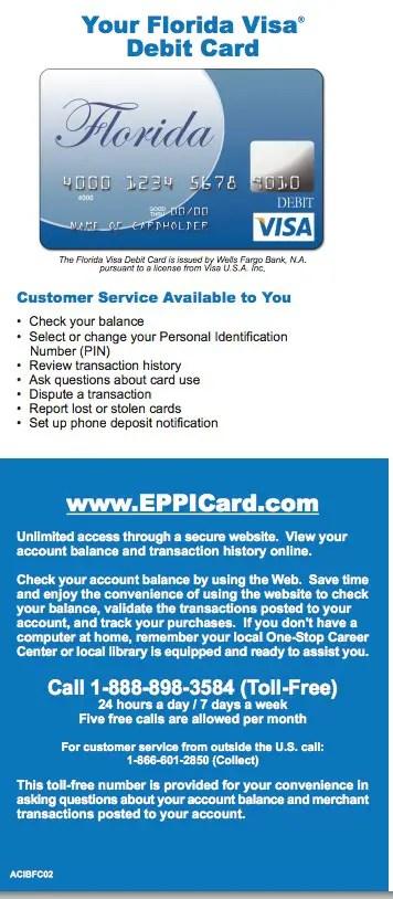 """fl eppicard customer service"