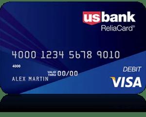 Oregon Relia Card for Unemployment