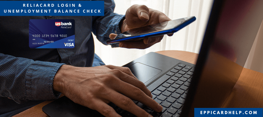ReliaCard Login and Unemployment Balance Check