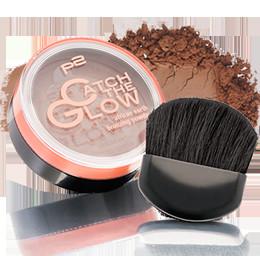 african earth bronzing powder mit Swatch