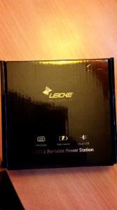 LEICKE Portable Power Station