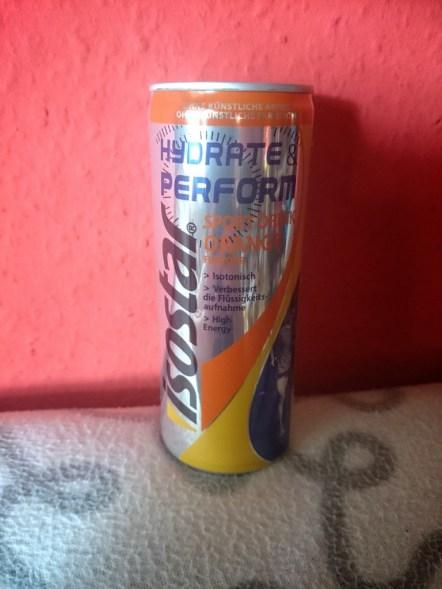 "ISOSTAR ""Hydrate & Perform Orange"""