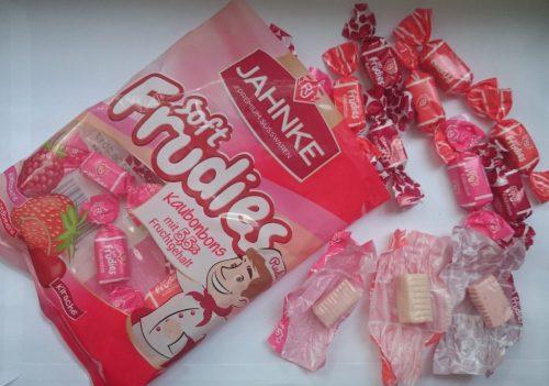 Jahnke Soft Frudies Himbeere Erdbeere Kirsche