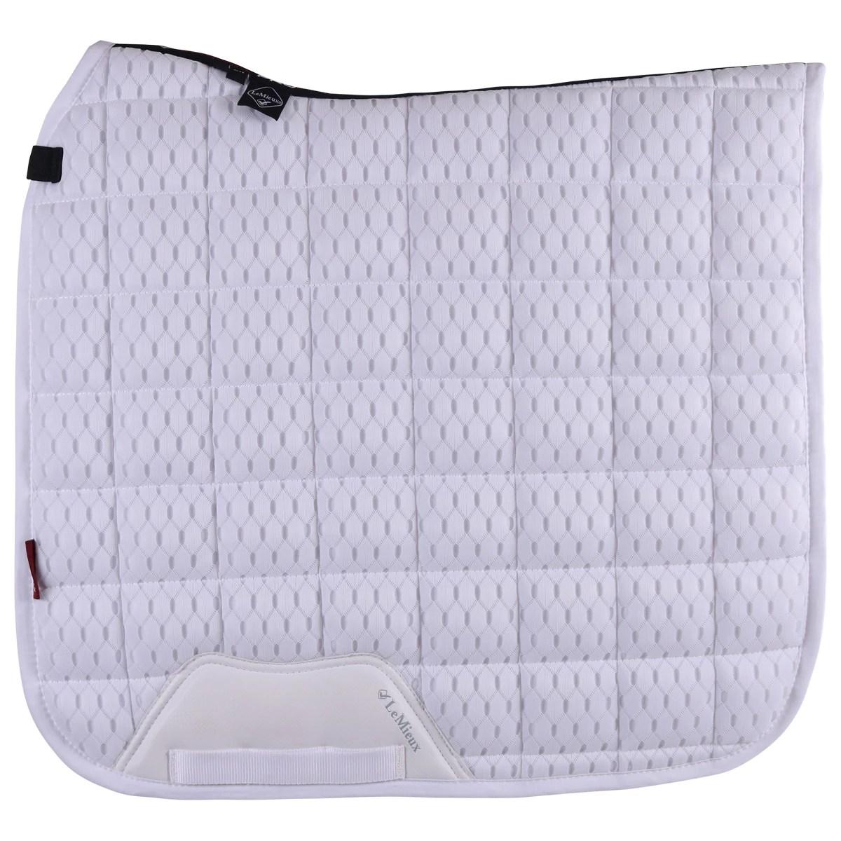 tapis de selle carbon mesh air dressage lemieux