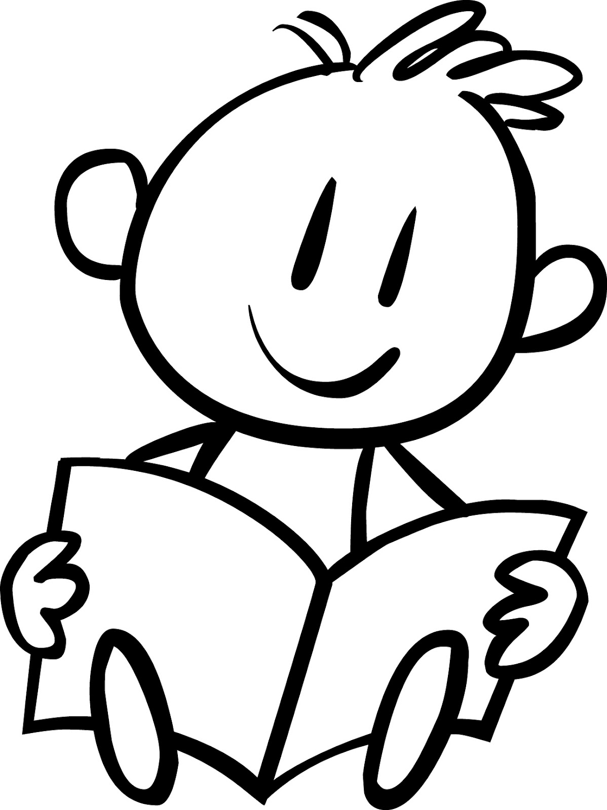 Reading Baby Einstein Coloring Pages For Kids Free