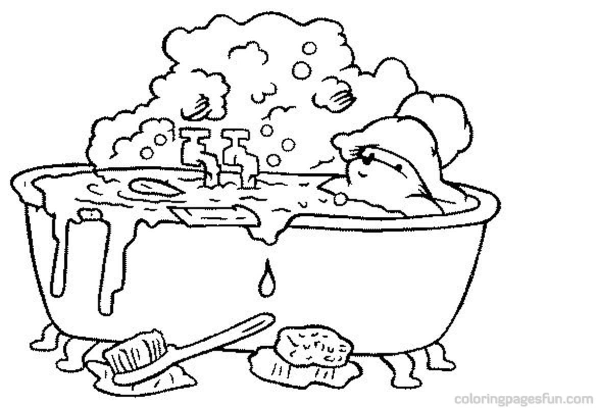 Anime Bath