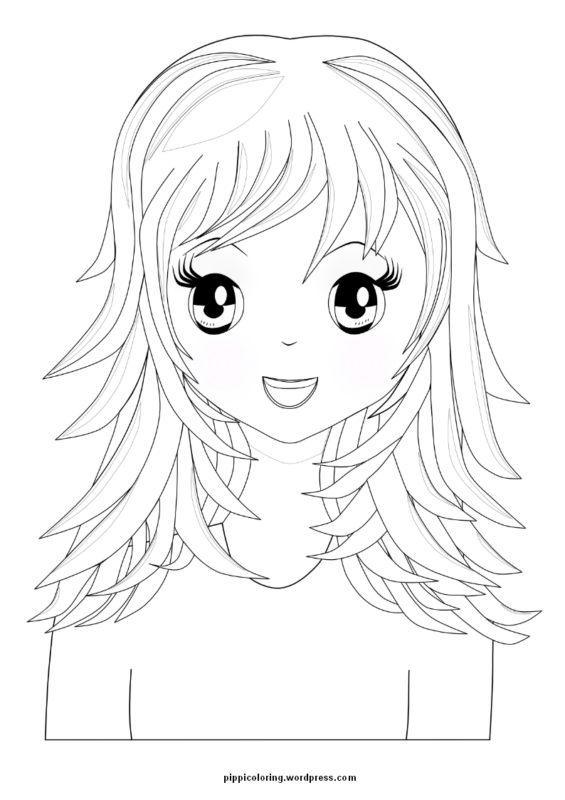 Young Barbie Hair Coloring Pages Hairstyles Haircuts Free