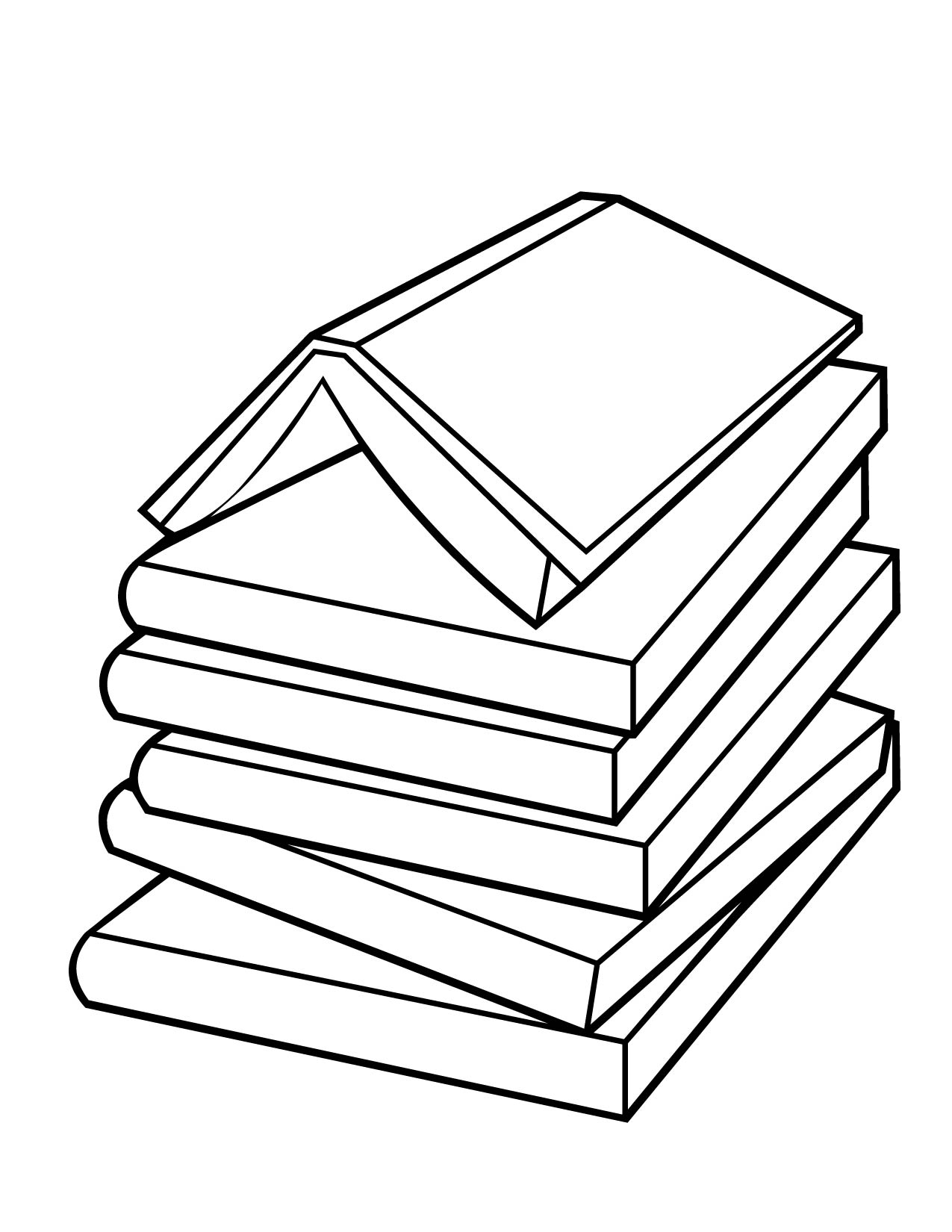 Childrens Books Coloring Pages Colouring Pages 4 Free