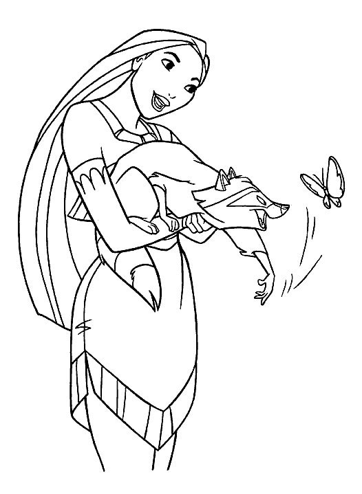 Disney Princess Coloring Pages 59 Free Printable