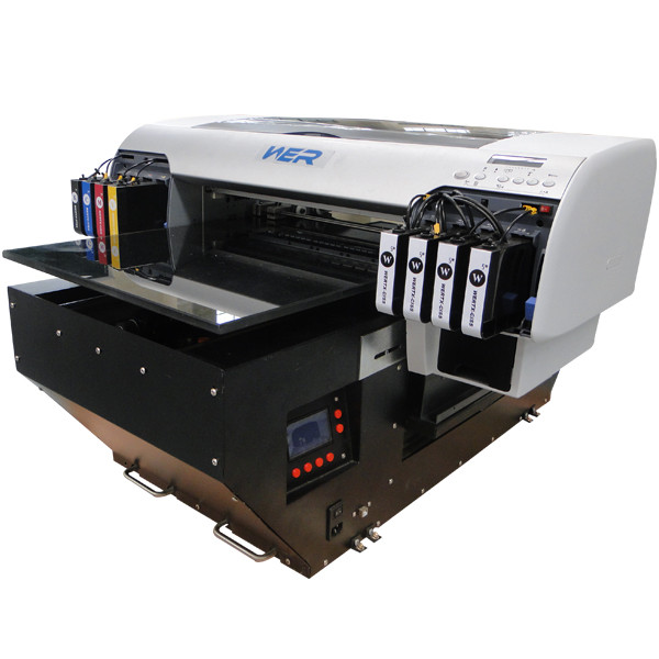 wedding invitation card printing machine banner uv flatbed printer
