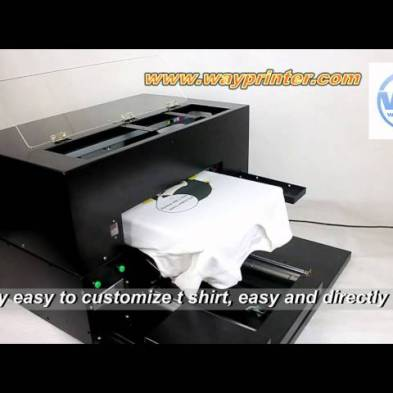cet flatbed printer,digital tee shirt printing machine