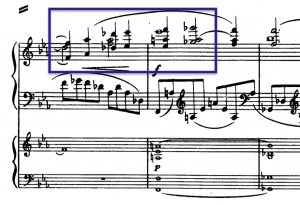 3rd movement, 2nd theme